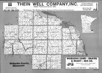 Index Map, Wabasha County 1992